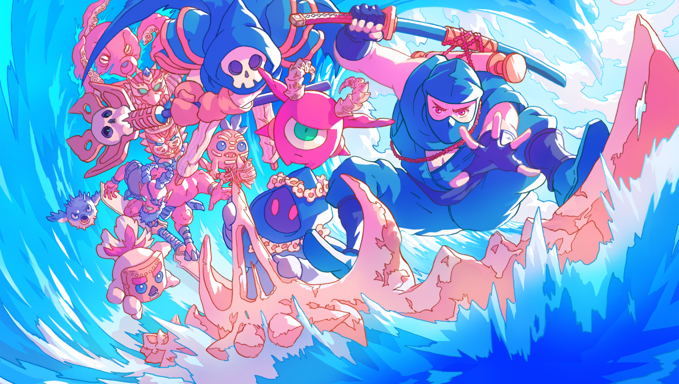 The Messenger – Picnic Panic Free DLC is now available on PS4, Switch and PC! | 08-07-2019